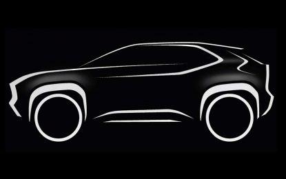 Odgođeno predstavljanje novog malog crossovera Toyota B-SUV, a novi datum predstavljanja još nije određen