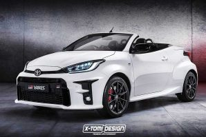 Toyota Yaris GR Convertible – zašto ne?!
