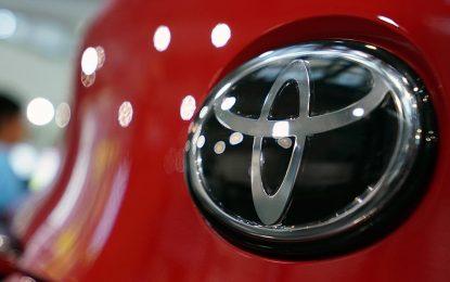 Toyota Motor Europe – povećanje prodaje za 5,2%