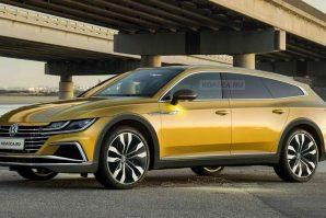 Pogledajte kako bi mogao izgledati Volkswagen Arteon Wagon