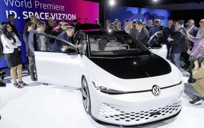 Volkswagen izlaže električne automobile u Los Angelesu
