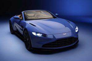 Stiže Aston Martin Vantage Roadster [Galerija i Video]
