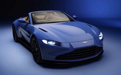 Stiže Aston Martin Vantage Roadster [Galerija i Video]