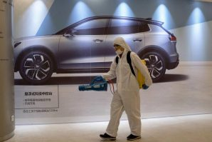 Zbog Corona virusa pomjeren termin održavanja Sajma automobila u Pekingu