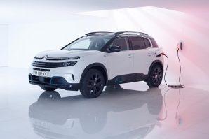 Citroen C5 Aircross SUV Hybrid – električni doseg 55 km