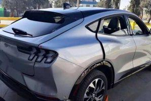 Ford Mustang Mach-E – početak predproizvodnje