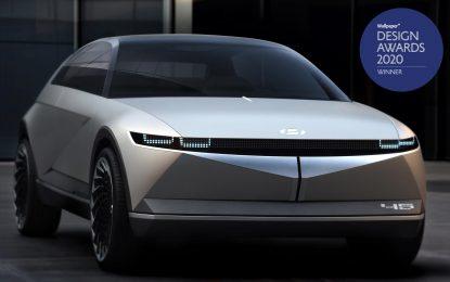 Hyundai 『45』concept osvojio prestižnu nagradu