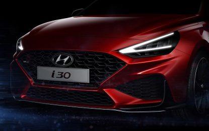 Hyundai i30 N Line – dizajnerski detalji