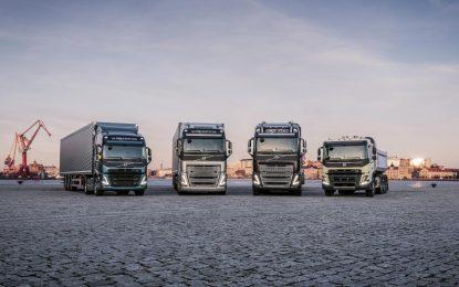 Volvo predstavio obnovljena četiri teška kamiona – FH, FH16, FM i FMX [Galerija i Video]