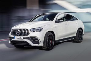 Mercedes-AMG GLE 63 4Matic+ Coupe i Mercedes-AMG GLE 63 S 4Matic+ Coupe [Galerija]