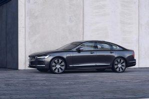 Volvo je predstavio obnovljene modele S90 i V90, te blage hibridne pogone u svim serijama modela