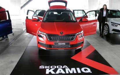 Na bh. tržište stigla Škoda Kamiq [Galerija]