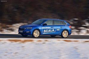 TEST – Škoda Scala Style 1.6 TDI 115 KS DSG7