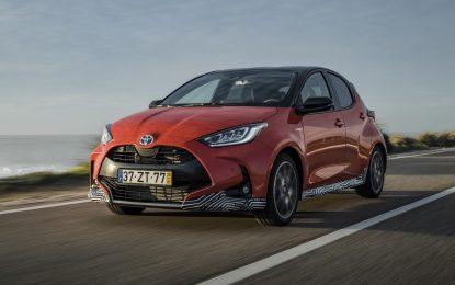 Nova Toyota Yaris sa novim hibridnim sistemom