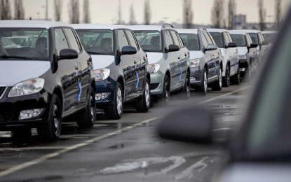Prodaja novih vozila u Evropi u januaru – pad od 7,4%
