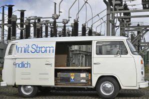 """Volkswagen """"Elektro-Transporter"""" – povratak u budućnost [Galerija]"""