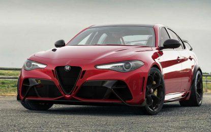 Alfa Romeo Giulia GTA – povratak korijenima [Galerija i Video]