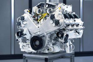 Aston Martin ulazi u novu eru motora V6 [Galerija i Video]