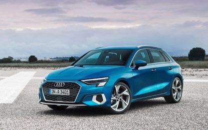 Audi predstavio A3 Sportback četvrte generacije [Galerija i Video]