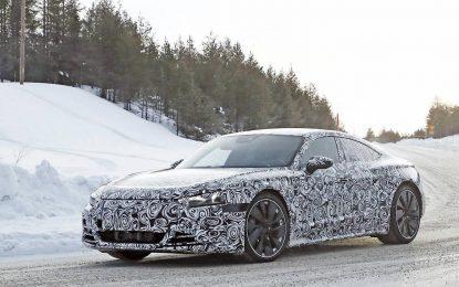 Razvoj Audija E-Trona GT teče prema planu