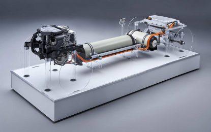 BMW i Hydrogen Next – prvi tehnički detalji [Galerija]
