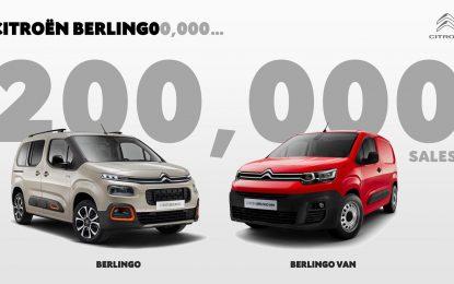 Citroën Berlingo treće generacije prodat u 200.000 primjeraka