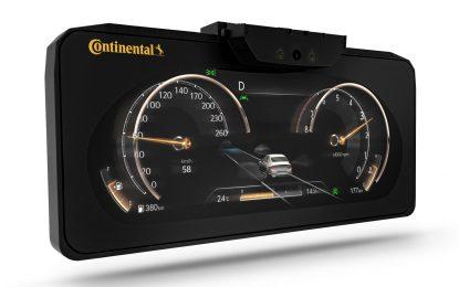 Continental razvio stereoskopski 3D displej
