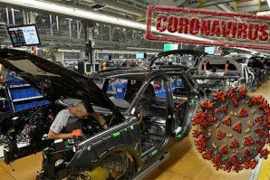 Corona virus zatvara tvornice automobila širom Evrope