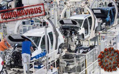 Corona virus zatvara tvornice u Evropi