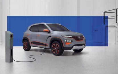 Dacia Spring – električna revolucija