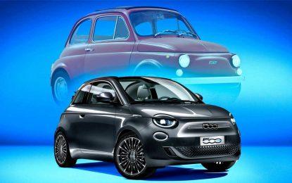 Fiat predstavio novi 500e [Galerija]
