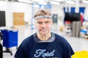 Ford u borbi protiv virusa Corona – najavljena proizvodnja medicinske opreme [Galerija]