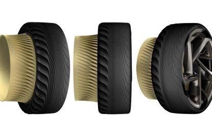 Nove Goodyearove gume za električne automobile budućnost [Video]