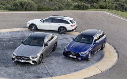 Mercedes predstavio osvježenu E-Klasu [Galerija i Video]