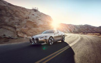 Sa konceptom i4 BMW otvara novo poglavlje u historiji [Galerija i Video]