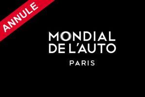 Otkazan sajam automobila u Parizu