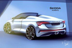 Škoda Student Concept Car će biti cabriolet [Galerija i Video]