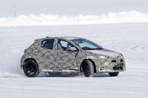 Toyota Yaris Cross – testovi na snijegu