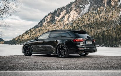 Abt Audi RS4 Avant sa 530 KS