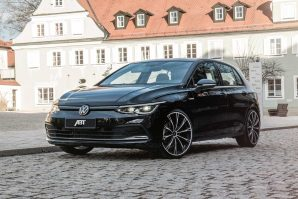 Abt Sportsline započeo program Golf 8 [Galerija]