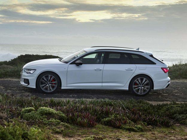 Audi A6 Avant 55 TFSI e quattro [2020]