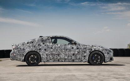 BMW Serije 4 Coupe ulazi u završnu fazu dinamičkih testova