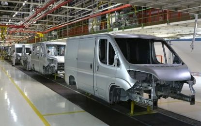 FCA pokreće proizvodnju u tvornici Sevel