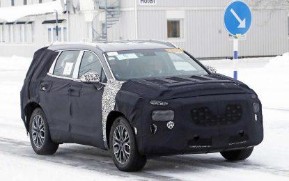 Hyundai Santa Fe – vrijeme je za skidanje kamuflaže