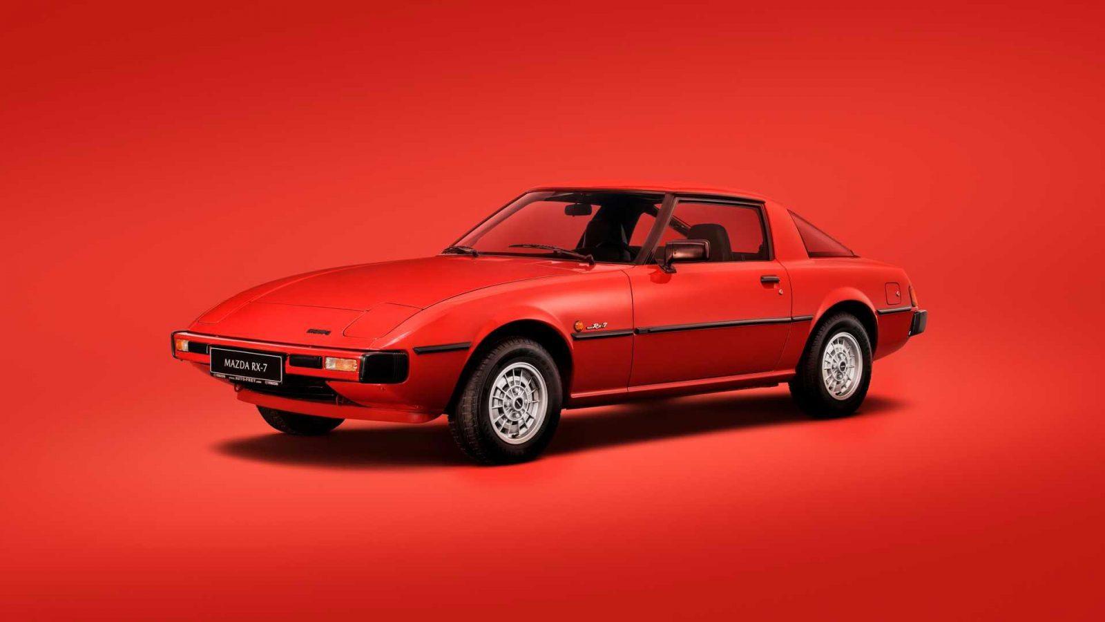Mazda RX7, prva generacija