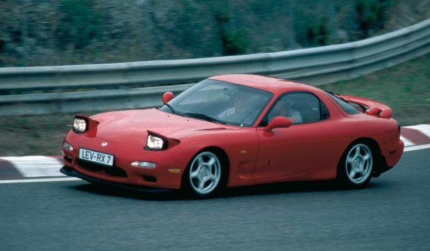 Mazda RX7, treća generacija [1993]