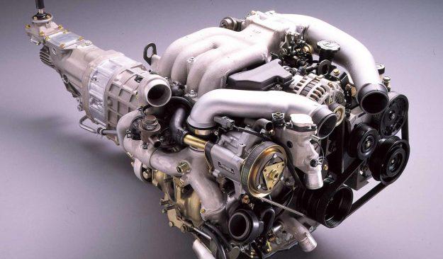 Motor za RX7 treće generacije [1992]