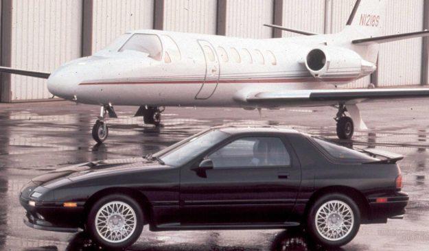Mazda RX7 Turbo, druga generacija [1991]