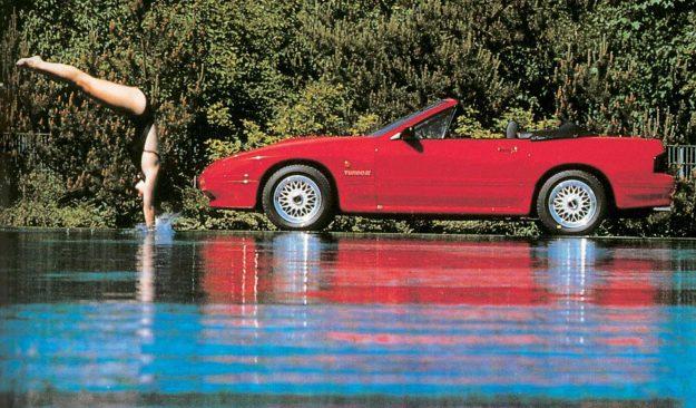 Mazda RX7, druga generacija [1989]