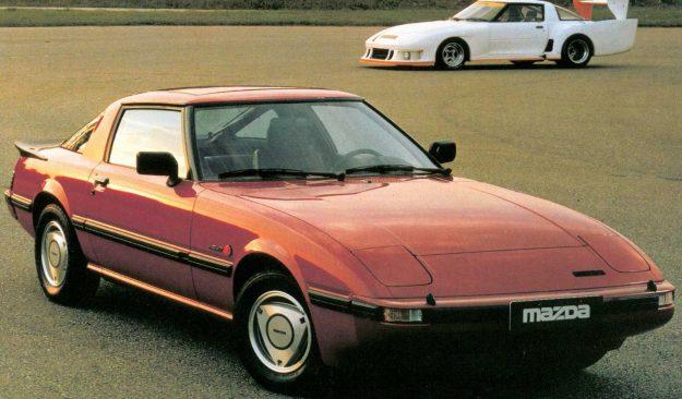 Mazda RX7 [1980]